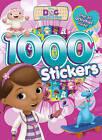 Disney Junior Doc McStuffins 1000 Stickers by Parragon Books Ltd (Paperback, 2016)