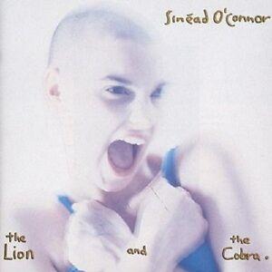 SINEAD-O-039-CONNOR-034-LION-AND-THE-COBRA-034-CD-NEUWARE