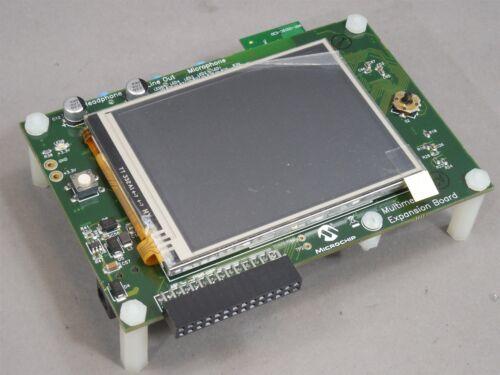 Microchip Multimedia Expansion Board DM320005 For PIC32 USB Starter Kit