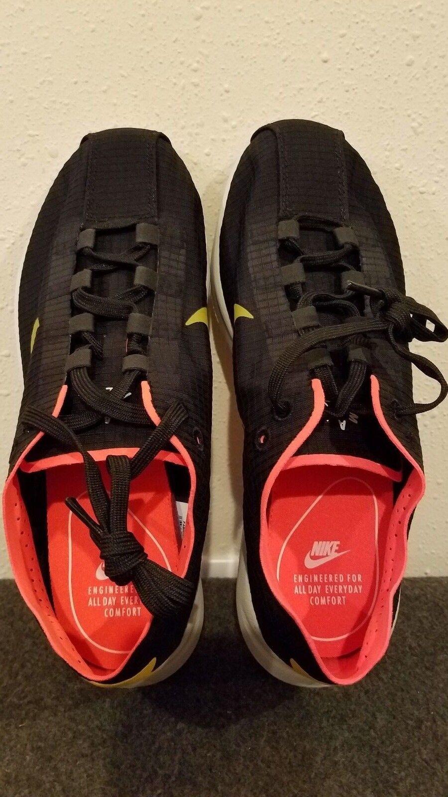 new style ecaa5 92538 ... Nike Women s Mayfly Lite SI Size Size Size 9 881196 001 Black Gold Dart  Total ...
