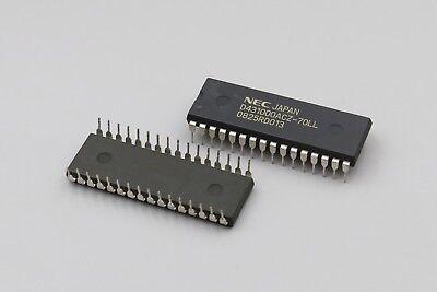 10Pcs NEC D431000ACZ-70LL Dip-32 COMS 1M-BIT STATIC 128K-WORD HighQuality
