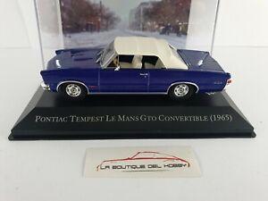 PONTIAC-TEMPEST-LE-MANS-GTO-CONVERTIBLE-1965-ALTAYA-ESCALA-1-43