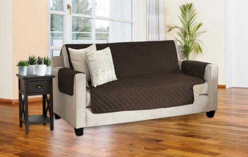 Wende Sesselschoner mit Armlehnen Sofaschoner Sofaüberwurf Überwurf Sofabezug