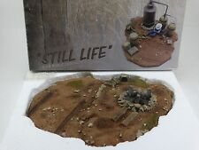 GMP Pork Chop's Still Life Diorama Moonshine Bootlegger 1:18 Scale Model Display