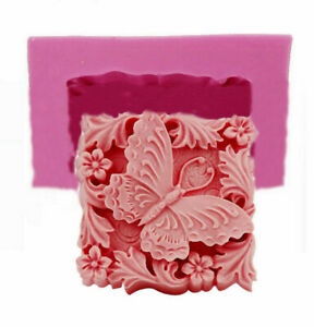 Butterfly-Silicone-Mold-Butterfly-Soap-mold-Craft-Mold-DIY-Handmade-Candle-mol