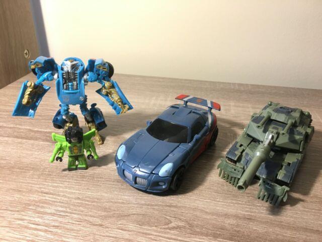 Transformers lot incomplete 2007 ROTF HFTD BRAWL, SMOKESCREEN, NIGHTBEAT, KREO