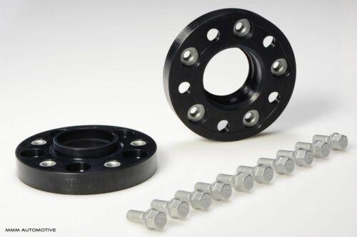 tipo f25 H/&r 45mm ensanchamiento negro b45757254 bmw x3 xdrive