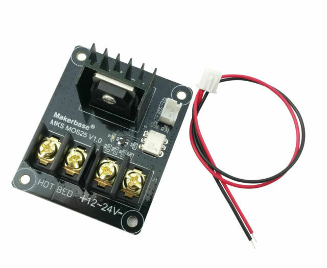 Anet A8 A6 Mosfet Board Upgrade 3D Printer Heated Bed Power Module i3 Heatbed