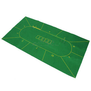10-Player-Folding-Felt-Rotary-Texas-Holdem-Poker-Table-Cloth-Fietro-Board-Cloth