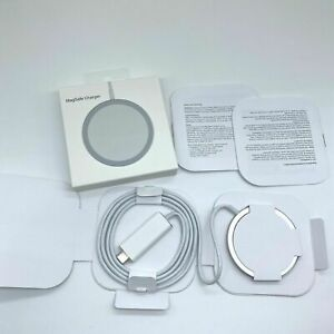 15W Dock Cargador Rápido Magnético Magsafe inalámbrico almohadilla para iPhone...