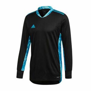 Details about Adidas Adipro 20 GK Goalkeeper Long Sleeve Black Jersey FI4193 Men's Size L& S