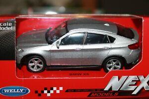 BMW-X-6-E71-2007-SCALA-1-43-WELLY