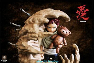 Naruto Kid Gaara Statue Resin Model Collectible Zerotribe Studio Presale 24cm Ebay