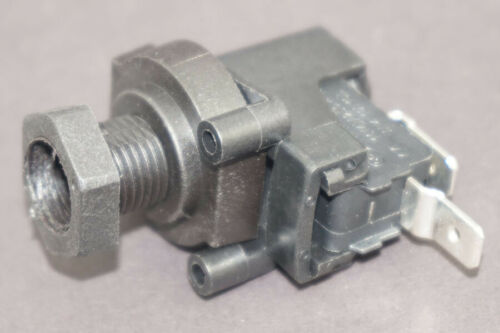 Chrome Sink Top Air Switch Kit Garbage Disposal Part Built-Out Adapter Switch