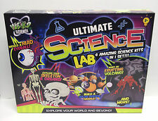 Kids 4-1 Ultimate Educational Science Lab Erupting Volcano Solar System