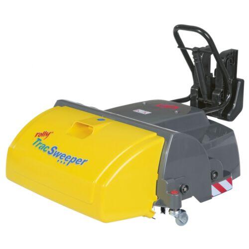 Rolly Toys Frontkehrmaschine Kehrmaschine Sweeper gelb