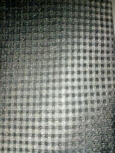 Silver-gingham-tie-Ditsy-Vintage