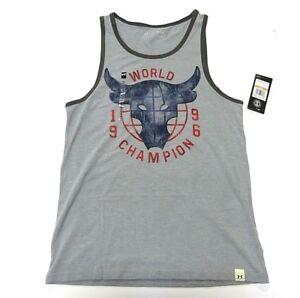 całkiem tania aliexpress najnowszy Odzież męska Koszulki sportowe NWT Under Armour Project Rock ...