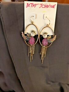 BETSEY-JOHNSON-PAIR-0F-EARRINGS-BOUGHT-AND-SOLD-IN-USA
