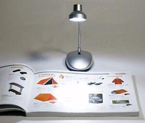 Battery Powered Super Bright Led Flexible Neck Mini Size