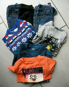 Boys Clothes Bundle 5-6 Years Next Ted Baker Jasper Conran Trousers T-Shirt