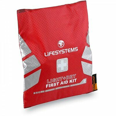 Lifesystem Light & Dry Micro All'aperto Da Passeggio Escursioni Sport Kit Di Pronto Soccorso- Essere Accorti In Materia Di Denaro