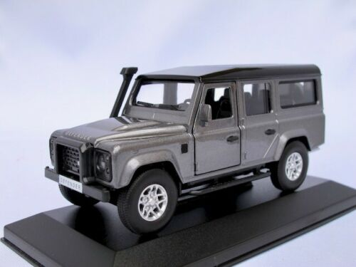 2007-2016   grau metallic Tayumo 1:36 Land Rover Defender 110