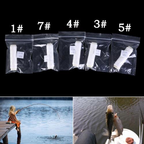 High Tensile Bait Elastic Thread 200M Spool Dead Bait Sea Fishing Tackle M4W