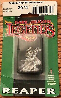 Dark Heaven Legends Reaper 03418 Dalton Krieg Adventurer