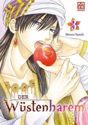Der Wüstenharem 3 Kazé NEUWARE deutsch Manga