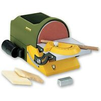 Proxxon Disc Sander Tg 125/e Free Next Day Delivery To Uk Mainland