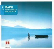 Violin Sonatas and Partitas (Suske) CD NEW