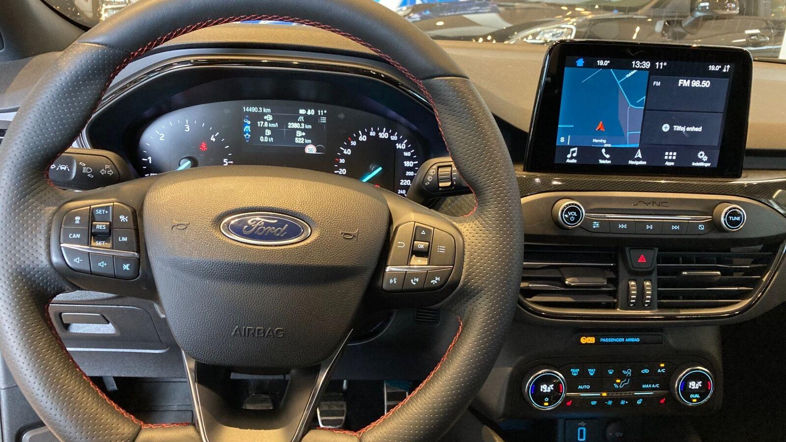 Ford Focus 1,5 EcoBlue ST-Line Business stc. - billede 10