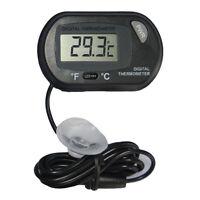 LCD Digital Fish Aquarium Thermometer Water Terrarium Hot Selling