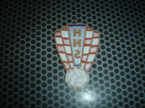 4 x 2,5 Croatia National Soccer Team-Patch-