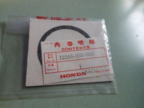 Cylinder Head Side # 12395-035-000 NOS OEM Honda Cover Gasket L