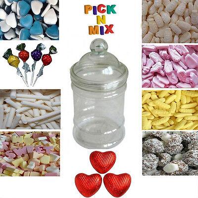 Radient Barratt Swizzels Haribo Pells Tav Jar Of Sweets Wedding Favours Cart Food & Beverages mon