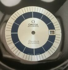 esfera o dial omega geneve dynamic 1012 automatico de caballero,nuevo repintado.
