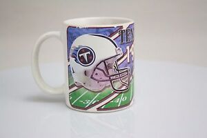 Tennessee Titans Mug 1999 AFC Champions Coffee Cup