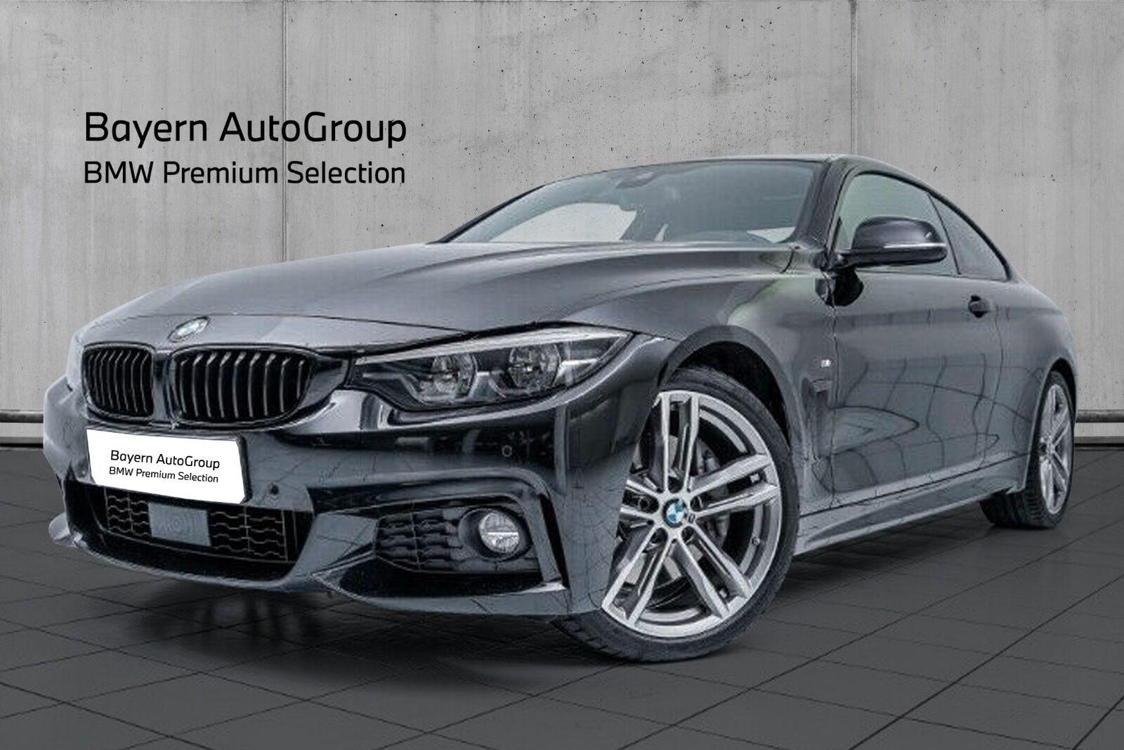 BMW 440i 3,0 Coupé M-Sport aut. 2d