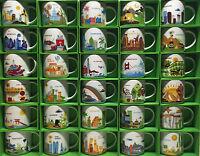 Starbucks You Are Here Yah 14oz Collector Mug You Pick City/state G-m W/ Sku