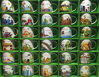 Starbucks You Are Here Yah 14oz Collector Mug You Pick City/state A-f W/ Sku