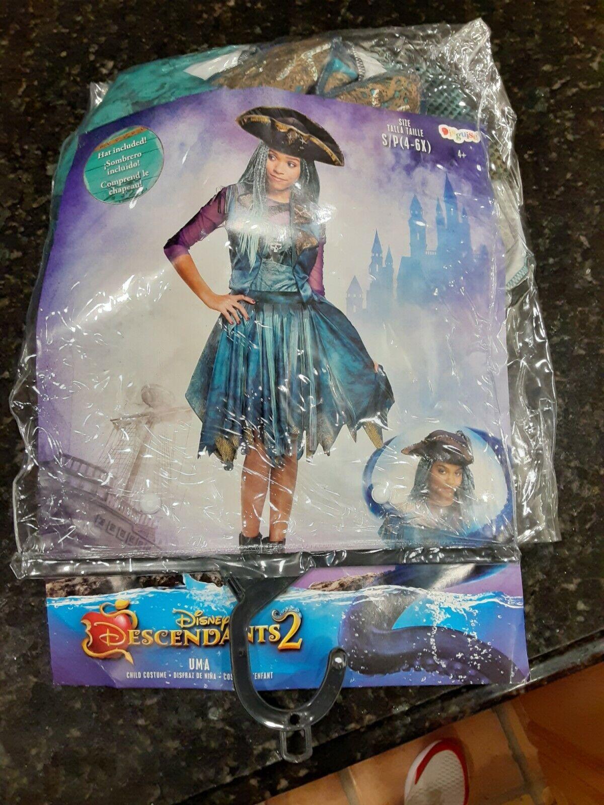 Disney Mulan Mushu Halloween Costume Child Size Toddler 4 6 For Sale Online Ebay
