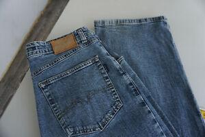 MAC-Melanie-Damen-super-Stretch-Jeans-Hose-Gr-36-32-stonewashed-blau-used-TOP-B