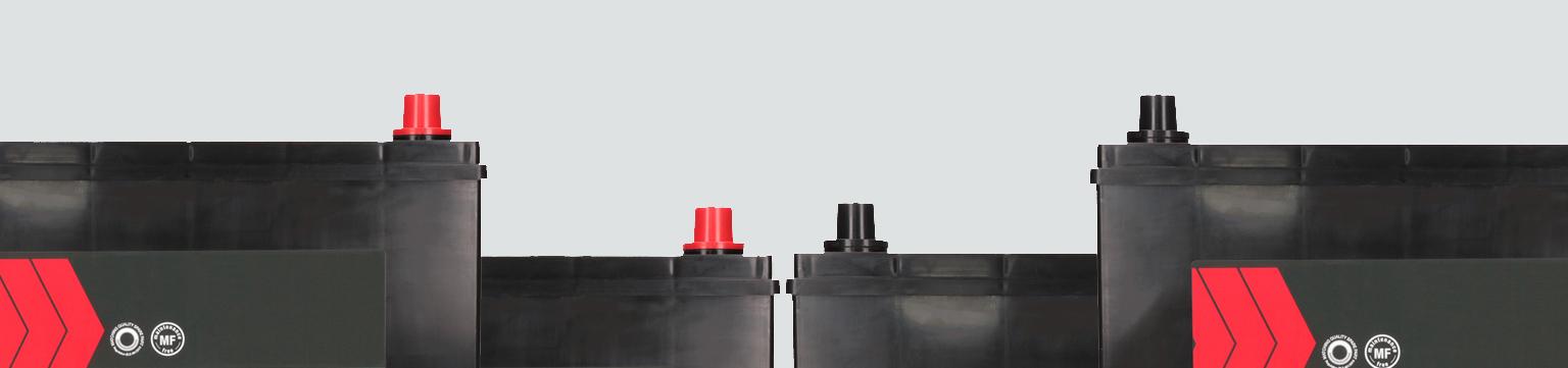 Bis zu -30% auf Autobatterien von 50 - 225Ah
