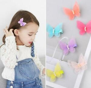 2PCS-Lovely-Princess-Chiffon-Butterfly-Hair-Clip-Accessories-For-Girls-Babies