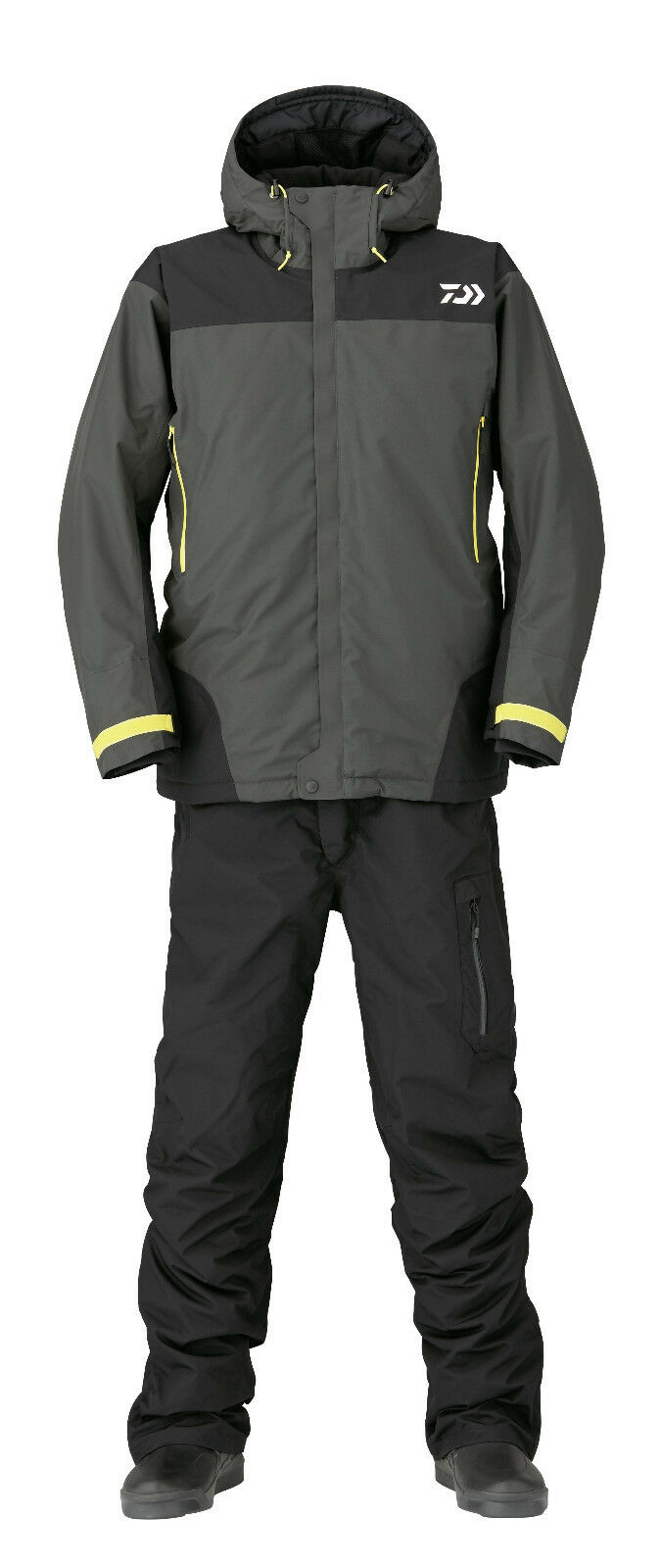 Daiwa Rainmax Winter Suit DW-3206 Winteranzug Thermo Anzug f. Winter