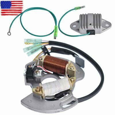 Stator & Regulator for Yamaha Blaster 200 YFS200 1997 1998 ...