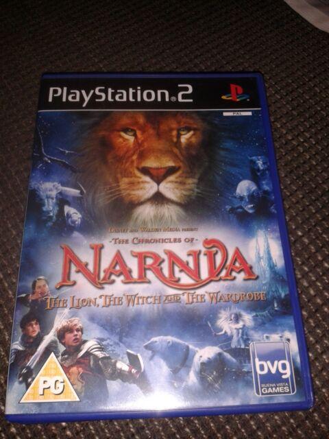 Die Chroniken von Narnia: Der König von Narnia (Sony PlayStation 2, 2007,...