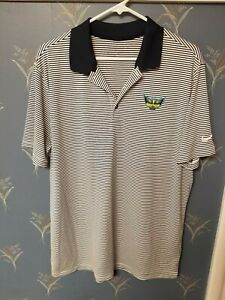 NIKE-Dallas-Wings-Navy-Striped-Polo-MENS-Size-Large-L